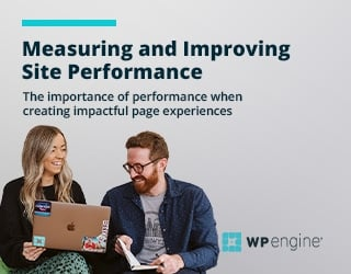Measure and improve site performance